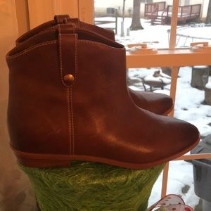 Michael Kors Ankle leather boots